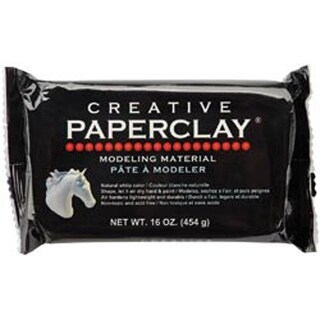 White - Creative Paperclay 16Oz