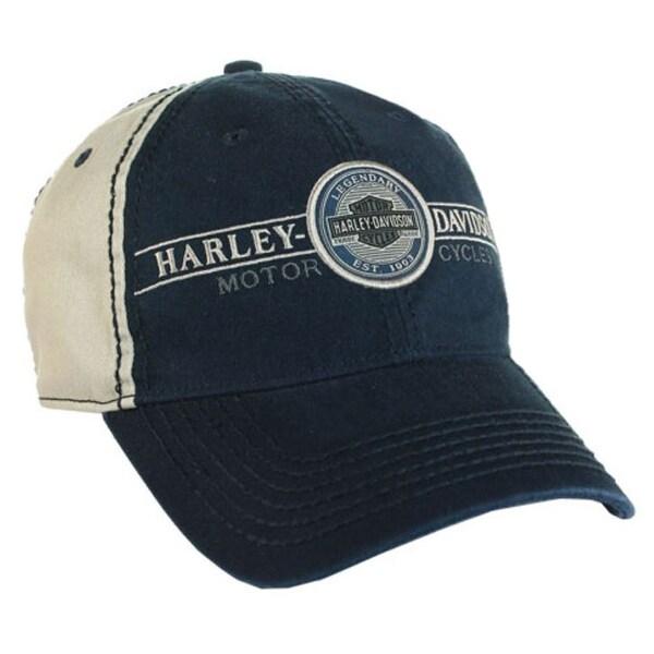 aa457466141 Shop Harley-Davidson Men s Liberty Embroidered Baseball Cap