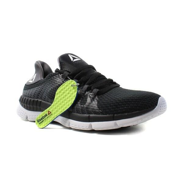Shop Reebok Womens Zprint Her Mtm Black Running Shoes Size 5 - Free ... b1223b1b4