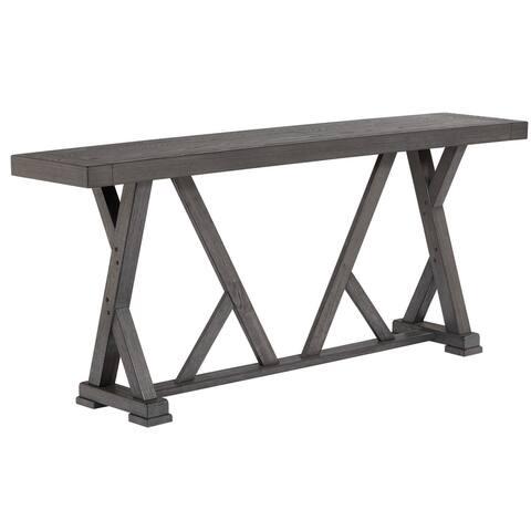 Fiji Counter Table - 14x84x36