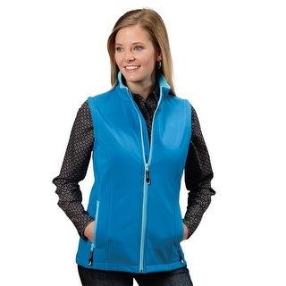 Roper Vest Womens Stylish Soft Shell Zipper