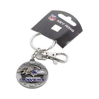 NFL Baltimore Ravens Impact Keychain