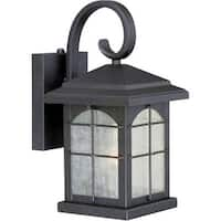 Vaxcel Lighting T0073 Bembridge 1 Light Outdoor Wall Sconce - 8.5 Inches Wide