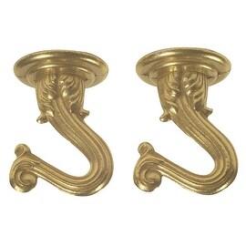 Westinghouse Brass Swag Hook