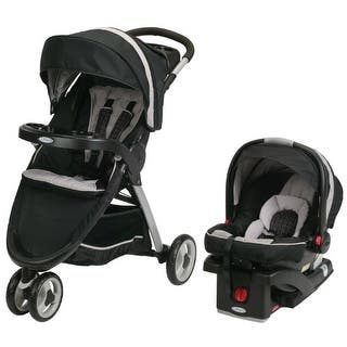 Fastaction Fold Sport Click Connect Travel System In Pierce