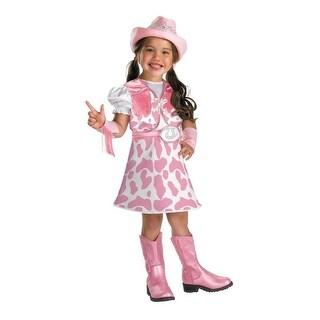 Wild West Cutie Costume - Pink
