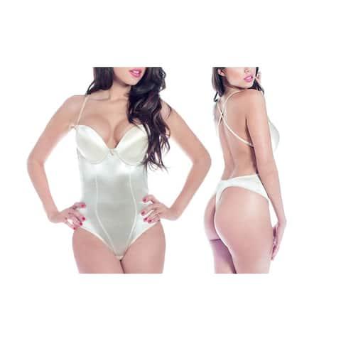 Women's Multiway Thong Backless Body Shaper