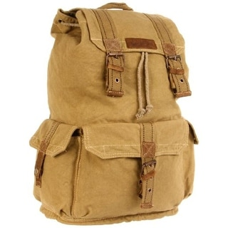 Bed Stu Mens Ohara Canvas Adjustable Backpack