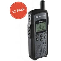 Motorola DTR410 (12 Pack) Digital 2-Way Radio