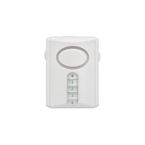 GE 45117 GE Security Alarm - Wireless - 120 dB - Audible