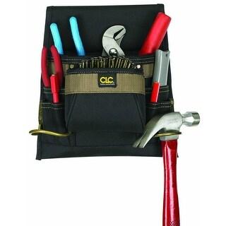 CLC 1823 ToolWorks Nail & Tool Bag, 8 Pockets