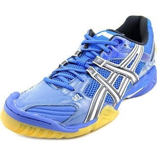Asics Gel-Domain Men Round Toe Synthetic Blue Tennis Shoe