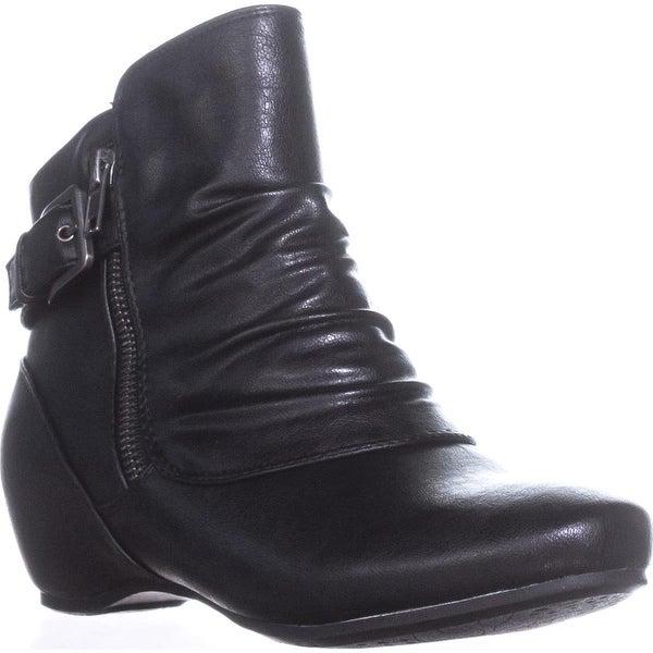 Baretraps Shera Ankle Boots, Black - 7.5 us