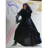 Signed Park Ray Star Wars 11x14 Photo autographed