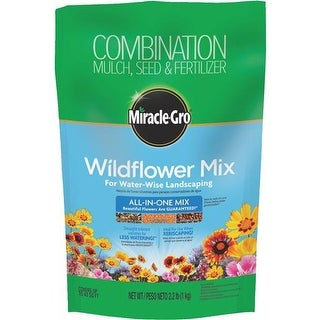 Scotts Co. 2.2Lb Wildflower Mix 3001710 Unit: EACH