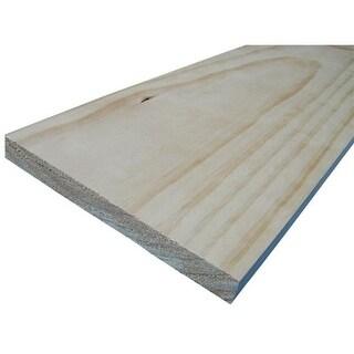 0Q1X8-20048C 1 x 8 in. x 4 ft. American Wood Clear Pine Board