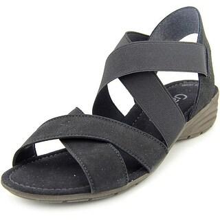 Gabor 24.553 Women Open-Toe Suede Slingback Sandal