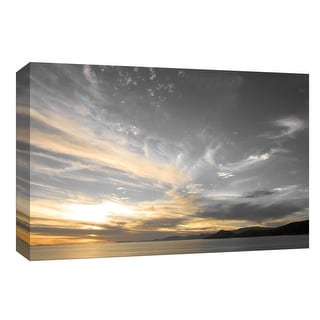"""PTM Images 9-148163  PTM Canvas Collection 8"""" x 10"""" - """"Sky Above"""" Giclee Mountains Art Print on Canvas"""