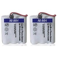 New Replacement Battery 5-2358 For GE/RCA Cordless Phones Handsets ( 2 Pack )