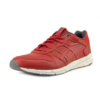 Onitsuka Tiger by Asics Shaw Runner Round Toe Leather Sneakers
