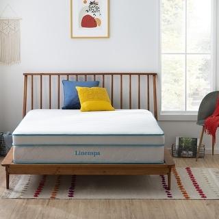 Link to Linenspa Essentials 12-inch Gel Hybrid Mattress Similar Items in Bedroom Furniture