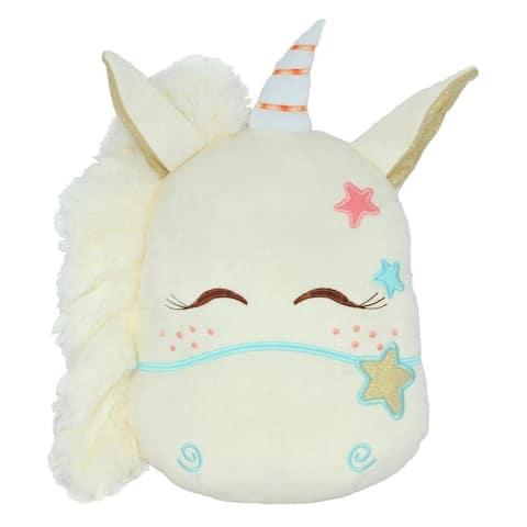 Unicorn Pillow Lila for Kids