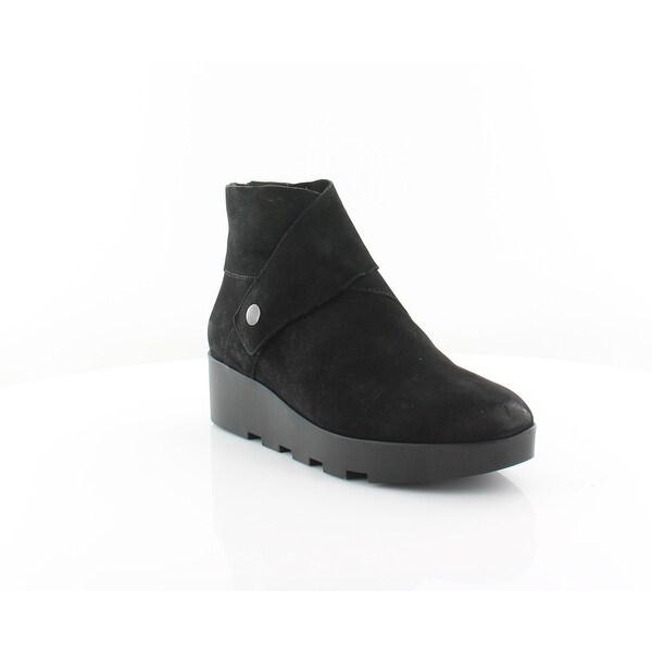 Eileen Fisher Tread Women's Boots Black