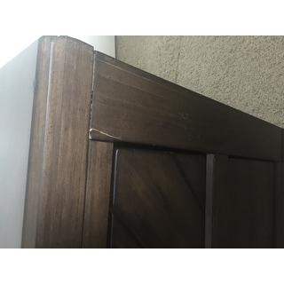 Liberty Baldwin Brown 2-drawer Nightstand