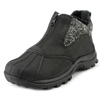 Propet Blizzard Ankle Zip II Women  Round Toe Leather  Winter Boot