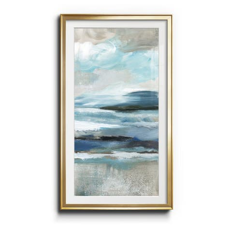 Distant Drama II Premium Framed Print - Ready to Hang
