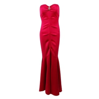 Used prom dresses long size 14