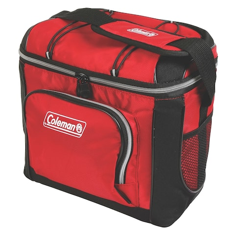 Coleman 16 can cooler red