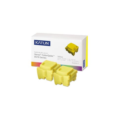Katun 108R00928 Solid Ink Stick Cartridge - Yellow Ink Cartridge