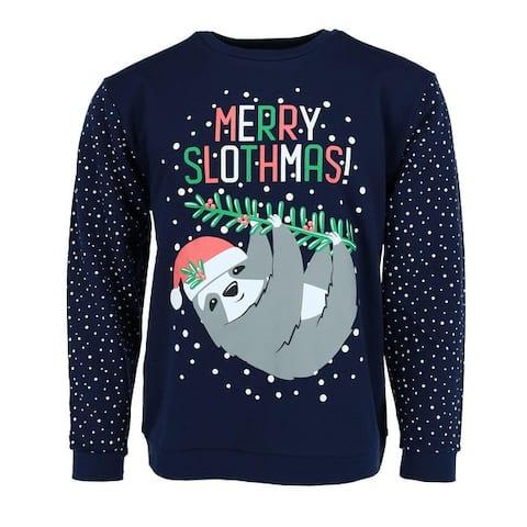 Gertex Adult Novelty Holiday Ugly Sweatshirt