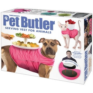 Genuine Fake Gift Box - Pet Butler - Funny Faux Product - multi