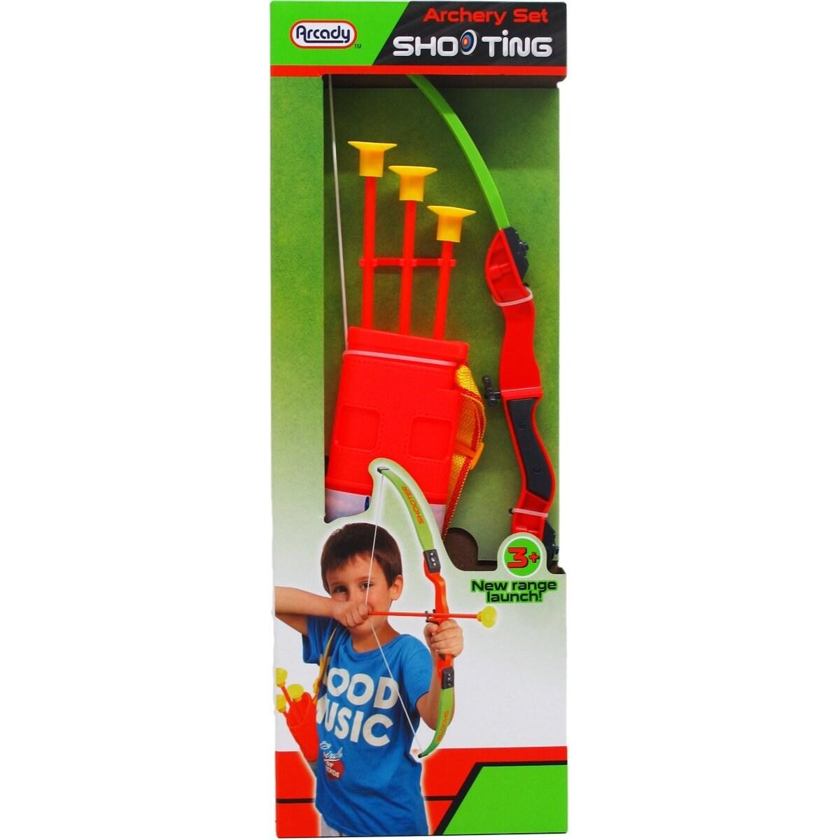 "22.5"" Super Archery Play Set with Arrow Case - 12 Units thumbnail"