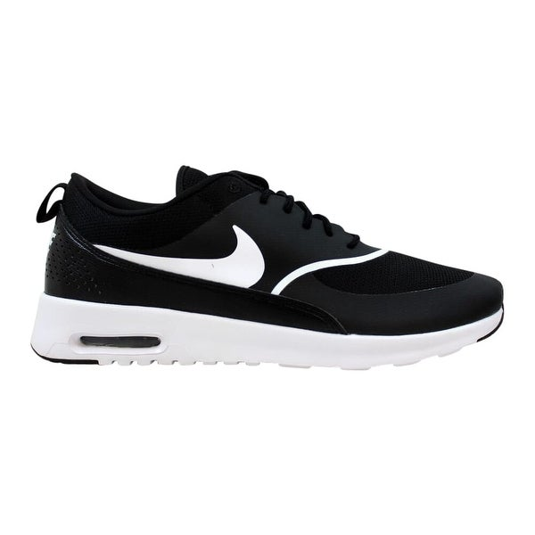 Nike Air Max Thea WhiteBlack Lace Up Sneakers 8