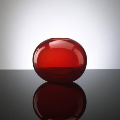 """Cyan Design 01043 9.75"""" Large Red Pod Vase"""