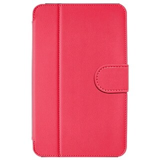 Verizon Folio Case for Ellipsis 8, Ellipsis Kids Tablet - Red