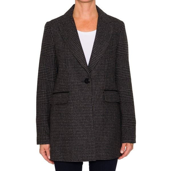 Laundry By Shelli Segal English Wool Blazer