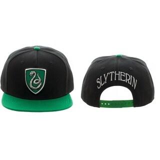 Harry Potter Slytherin Snapback Hat