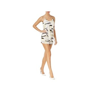 Guess Womens Maci Romper Crepe Printed (2 options available)