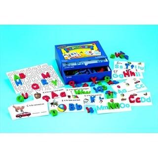 Lauri 081688 Toys Phonics Center Alphabet Kit