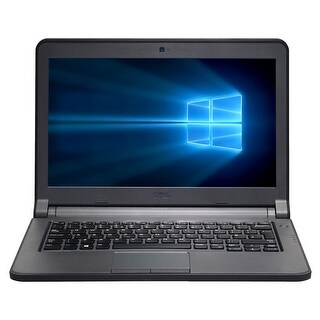 "Refurbished Laptop Dell Latitude E3340 13.3"" Intel Core i5-4200U 1.6GHz 4GB DDR3 240GB SSD Windows 10 Pro 1 Year Warranty"