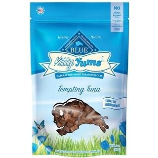 Blue Buffalo Cat Kitty Yums TUNATreat 2 oz..