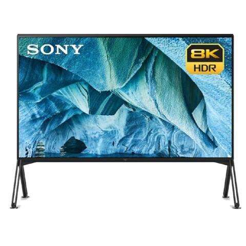 """Sony Master Series Z9G 98"""" Class HDR 8K Smart LED TV - Black"""