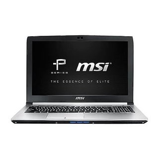 MSI USA PL60 7RD-013 15.6 Inch Notebook PL60013 Ultrabook Laptop