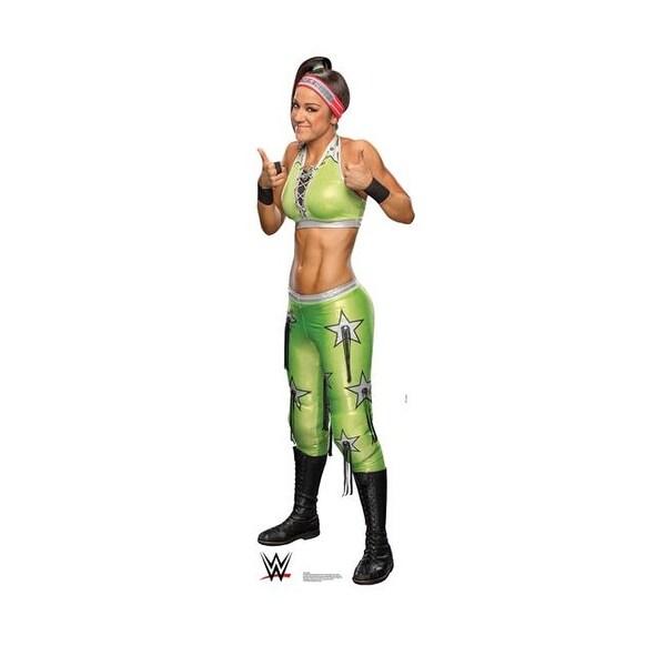 Advanced Graphics 2437 66 x 20 in. Bayley - WWE Cardboard Standup