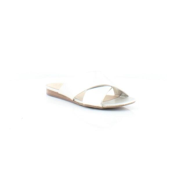 Guess Flashee Women's Sandals & Flip Flops Silver Mult - 5