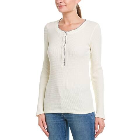 Stateside Thermal Henley T-Shirt
